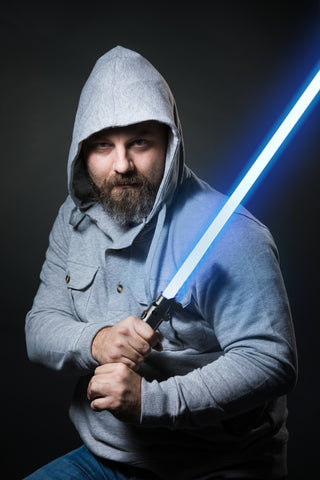 Timothy Eyrich, Photographer and Jedi