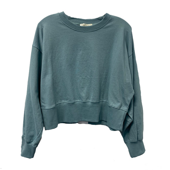 RD Style Knit Sweater in Light Blue