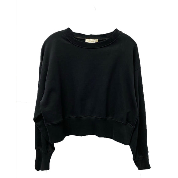 Rd Style Knit Sweater in Black