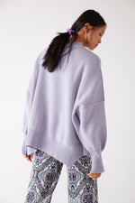 Load image into Gallery viewer, Easy Street Tunic Sweater/Ice
