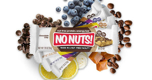 No Nuts! Energy Snack Bars Ingredients List and Nutrition Facts - No Nuts!