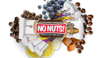 No Nuts! Energy Snack Bars Ingredients List and Nutrition Facts