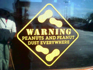 Life with a Peanut Allergy - No Nuts!