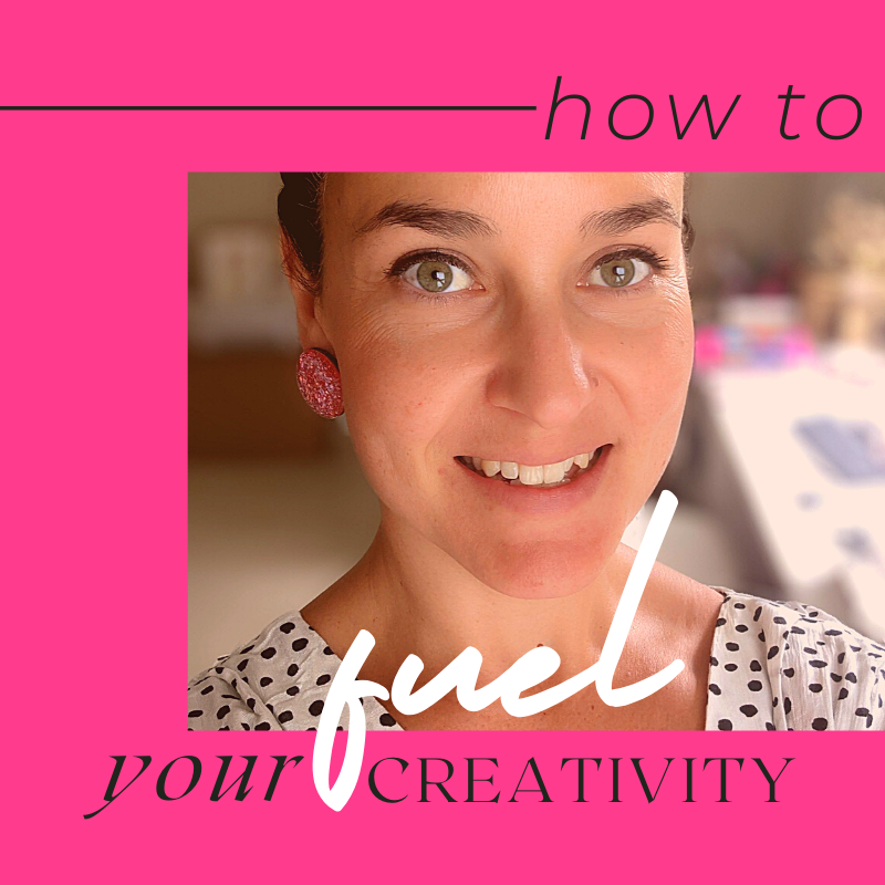 How To Fuel Your Creativity When You're Running on Empty