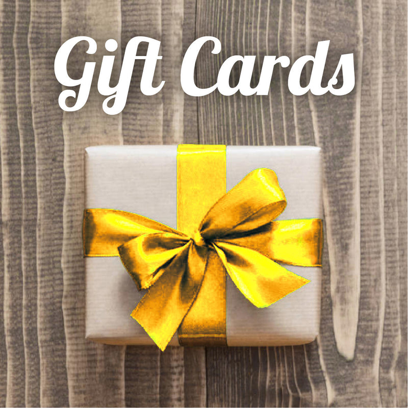 Gift cards available for trendy women's boutique clothing