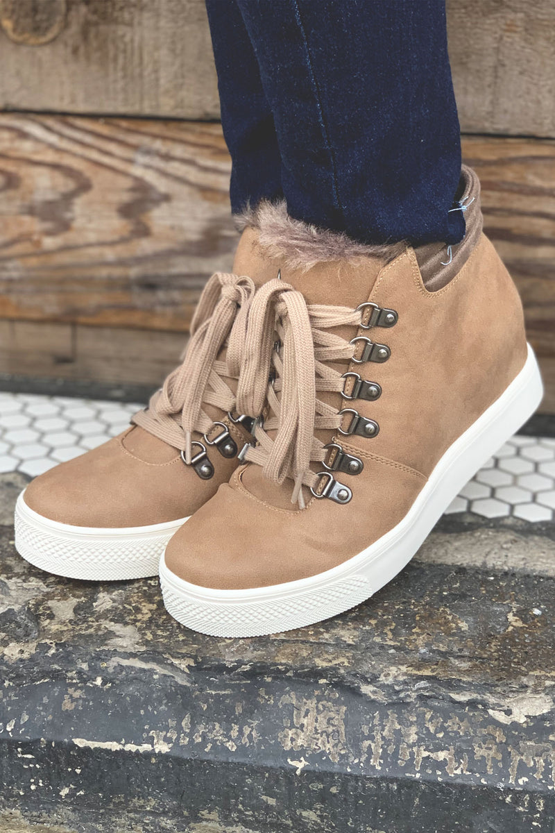 Yolo High-top Boot - Brownstone