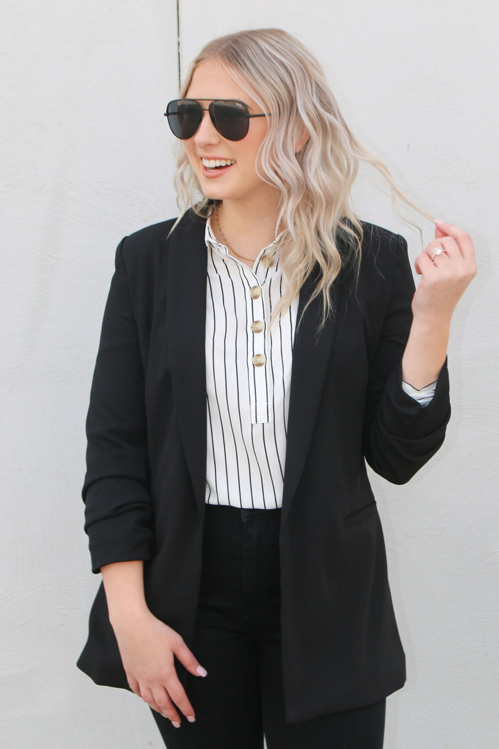 Remarkable Black Blazer