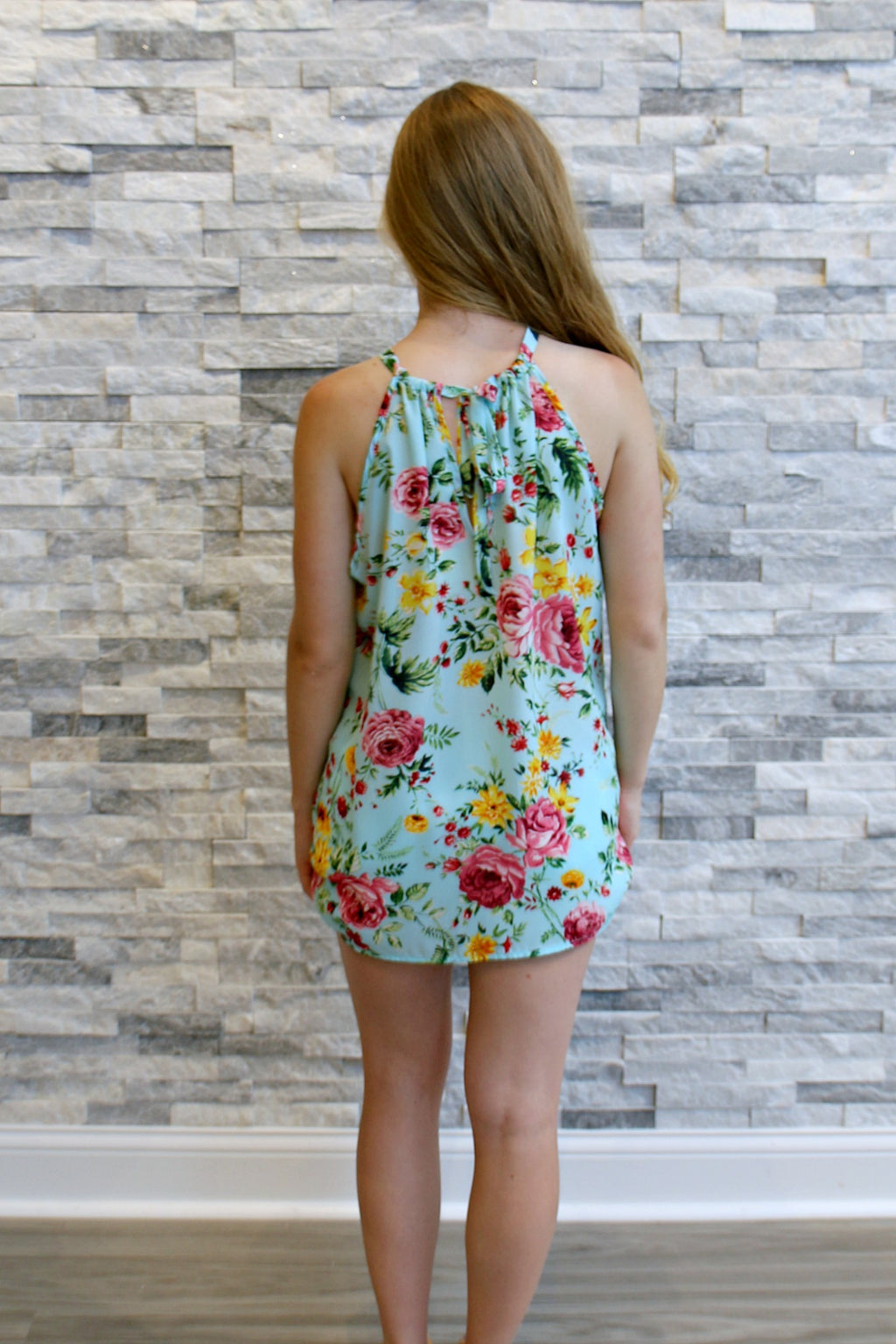 One Floral At A Time - Yellow Kiss Boutique