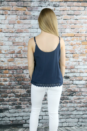 Getting Away Tank - Yellow Kiss Boutique