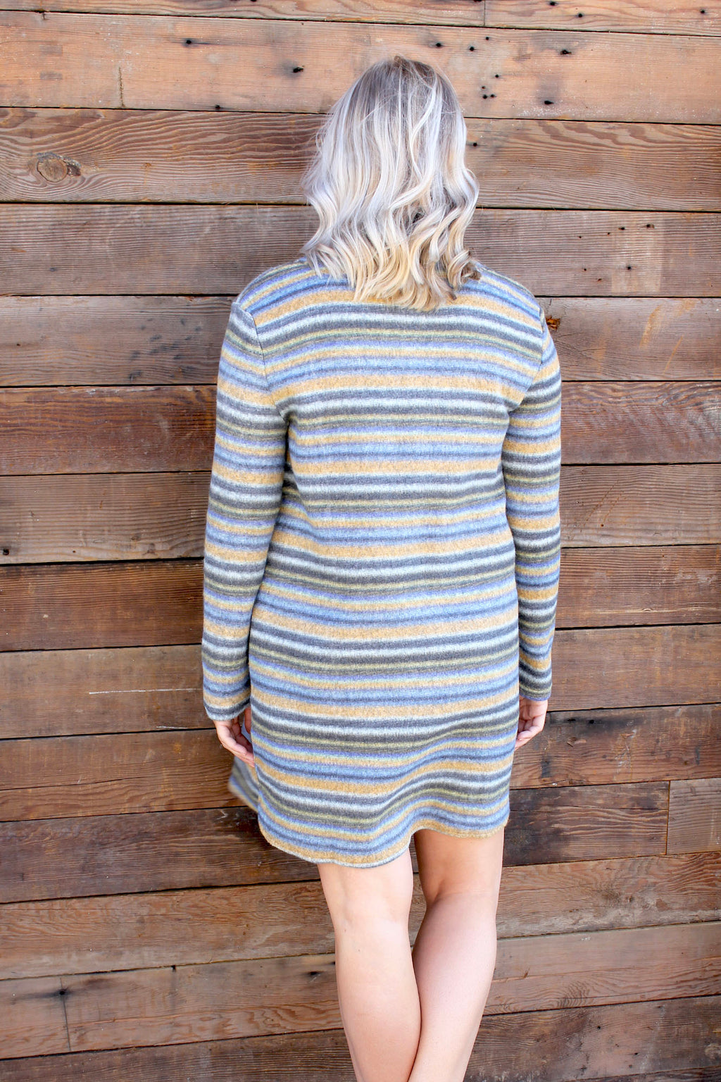 Forever Yours Sweater Dress - Yellow Kiss Boutique
