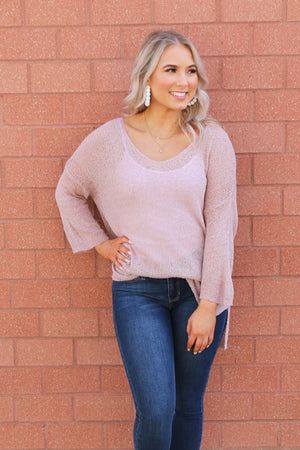 Julia Sweater - Yellow Kiss Boutique