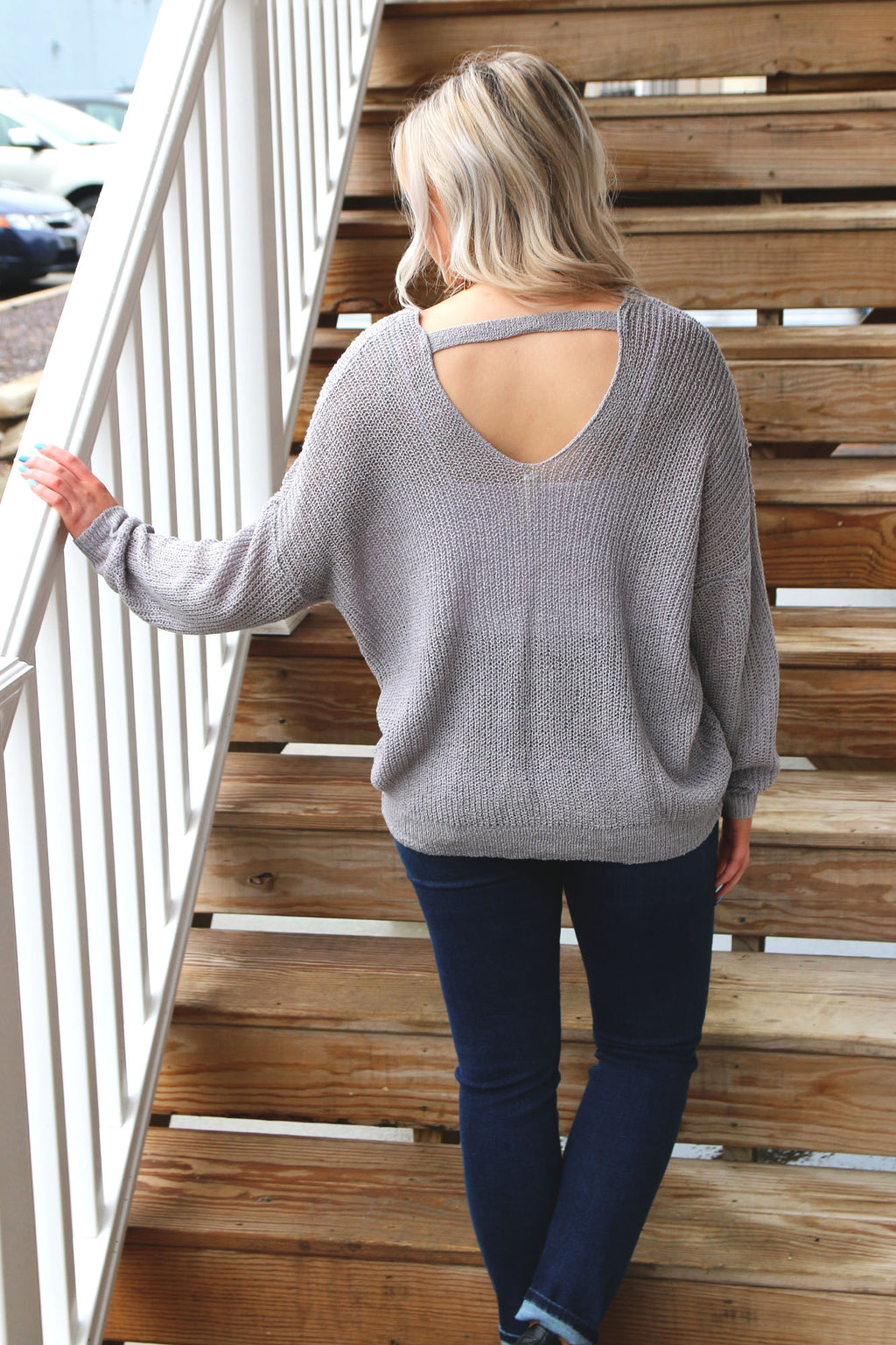 Rachel Sweater - Yellow Kiss Boutique