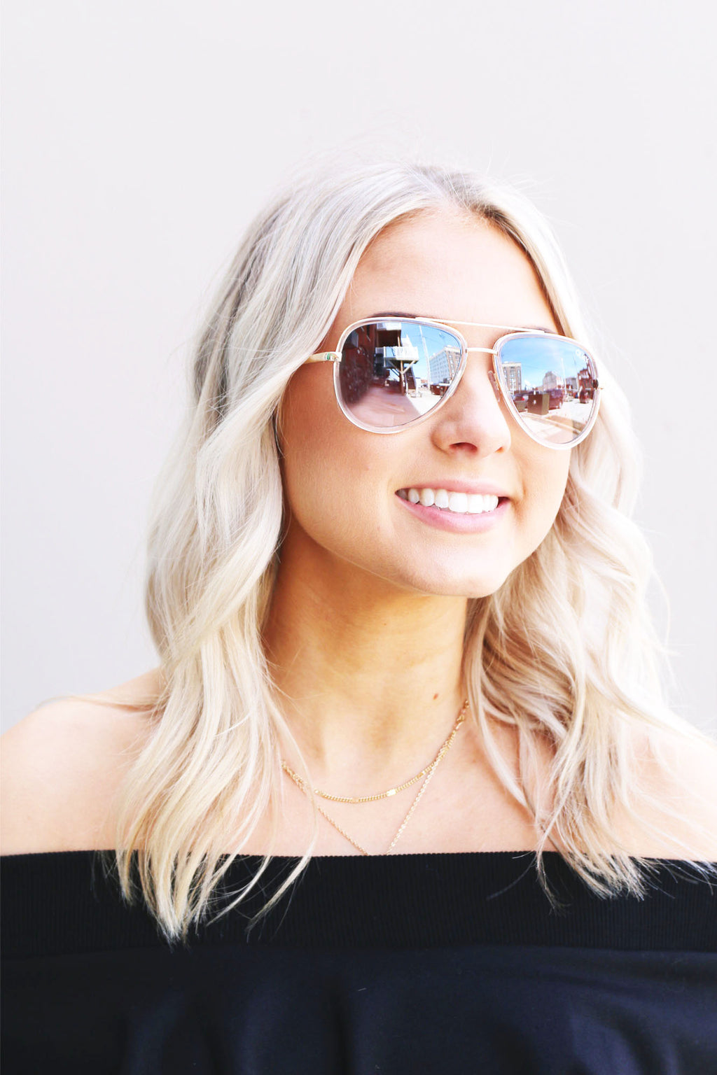 Sunnies All In Mini - Clear Quay - Yellow Kiss Boutique