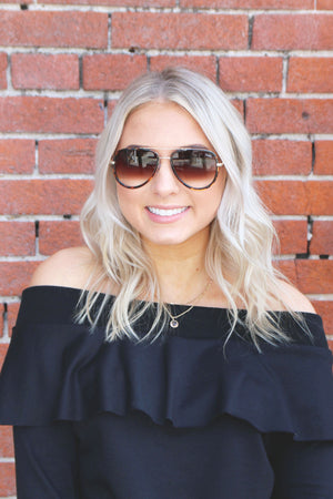 Sunnies All In Mini - Tort Quay - Yellow Kiss Boutique