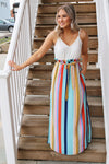 Everlasting Color Maxi - Yellow Kiss Boutique