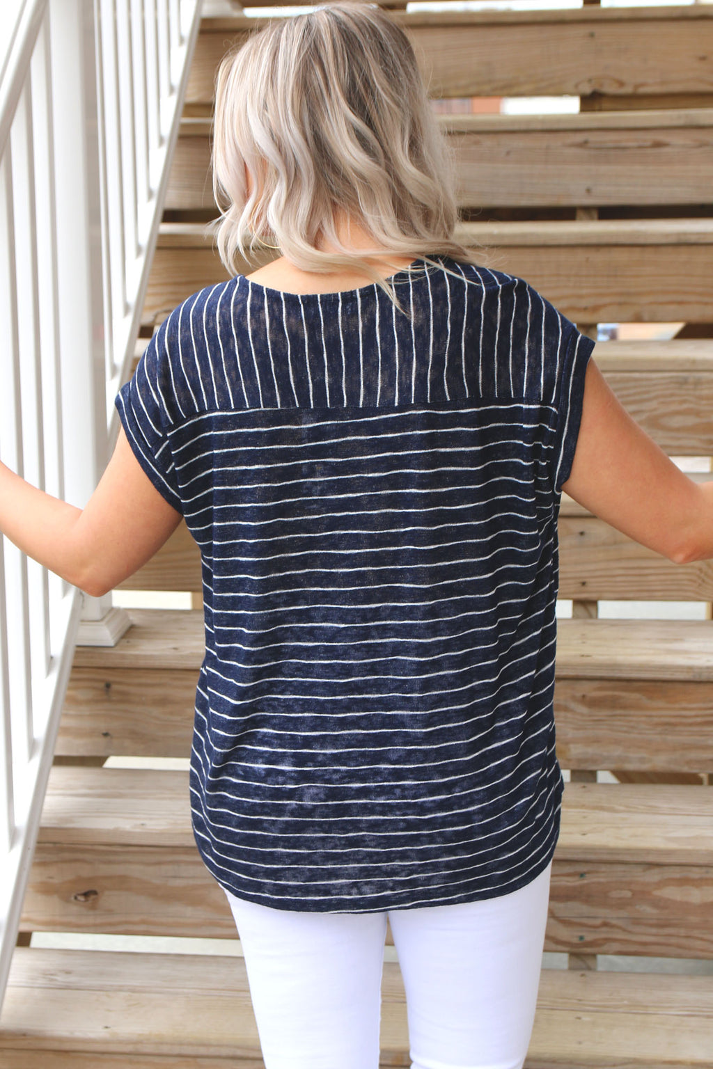 Masters Of Stripes Top