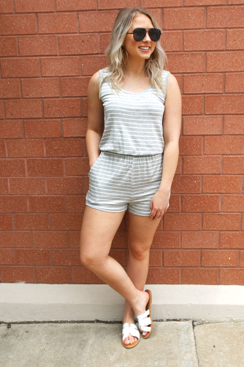 Summer Ride Romper