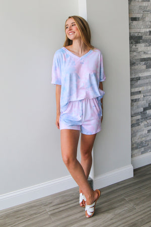 Forever Young Tie Dye Set