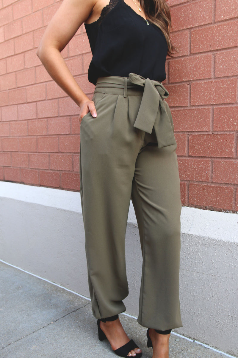 Work To Play Pants