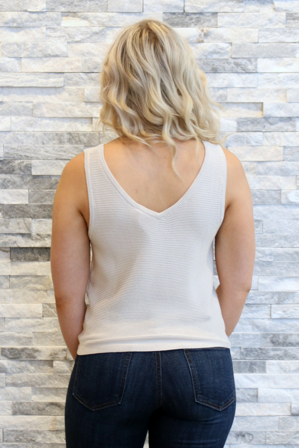 Shell Knot Top