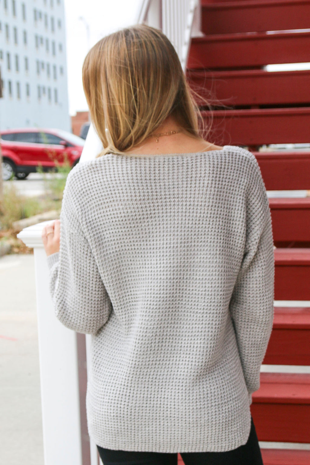 Mandy Sweater