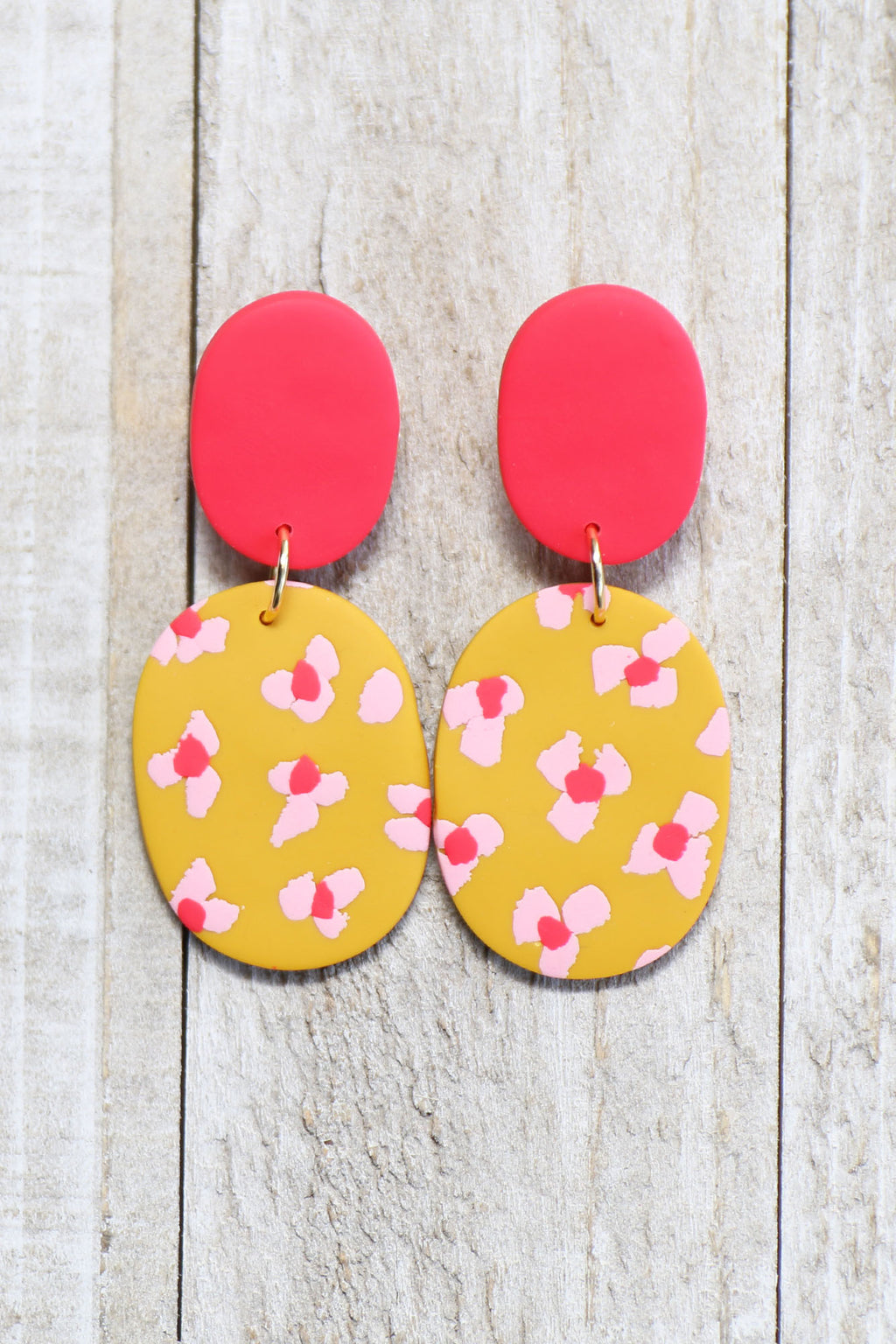 Barbie Jaguar Earrings - Yellow Kiss Boutique