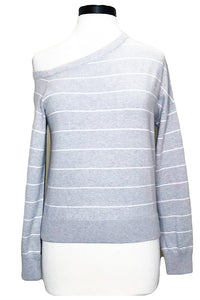 360sweater diane heather grey