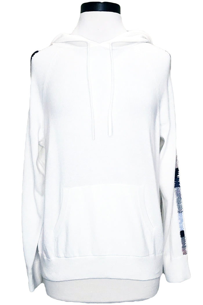360sweater donatella optic white