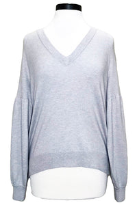 360sweater mabel heather grey