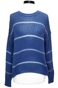360sweater simone naples blue