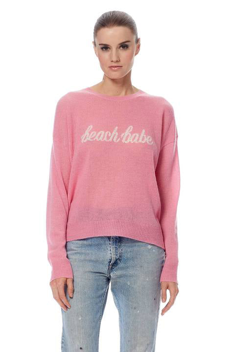 360sweater beach babe