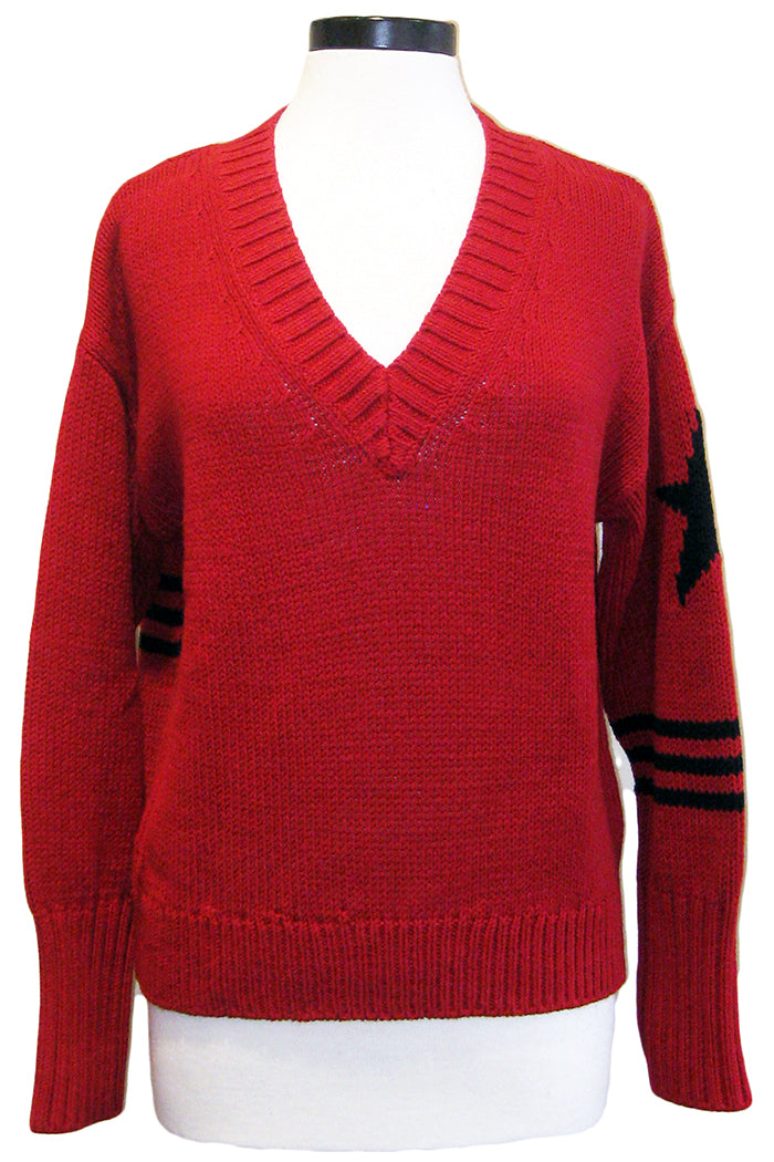 360sweater karter scarlet