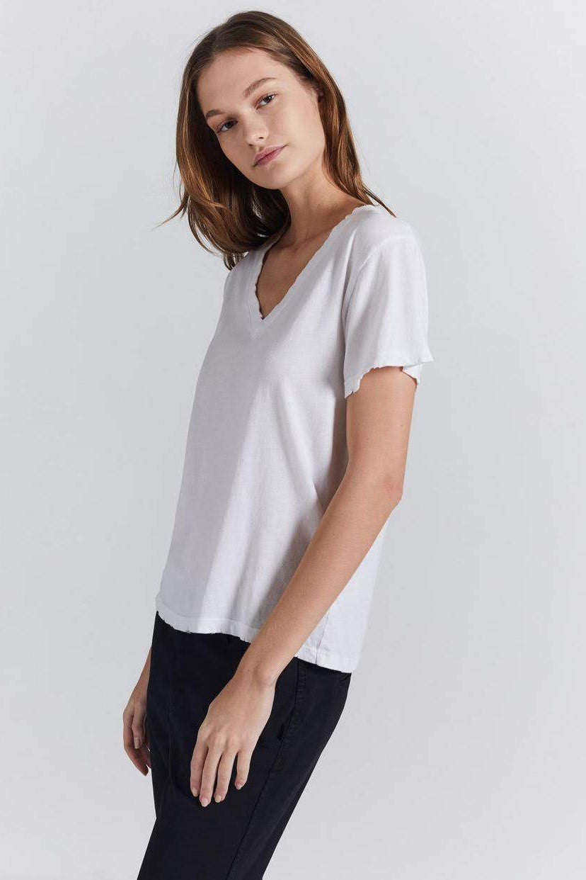 current/elliott the perfect v tee