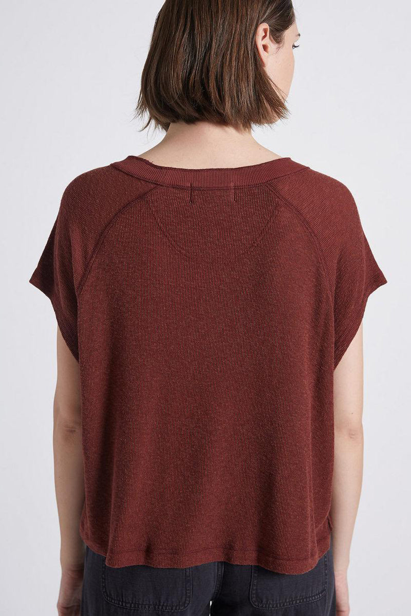 current/elliott the raglan tee