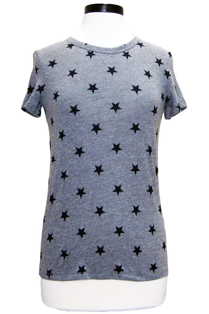 alternative ideal tee eco grey stars