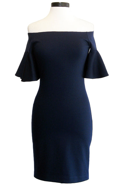 amanda uprichard jersey dress emerson
