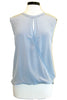 bailey44 baobab blouse blue