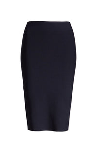 bailey44 poly-sci skirt midnight