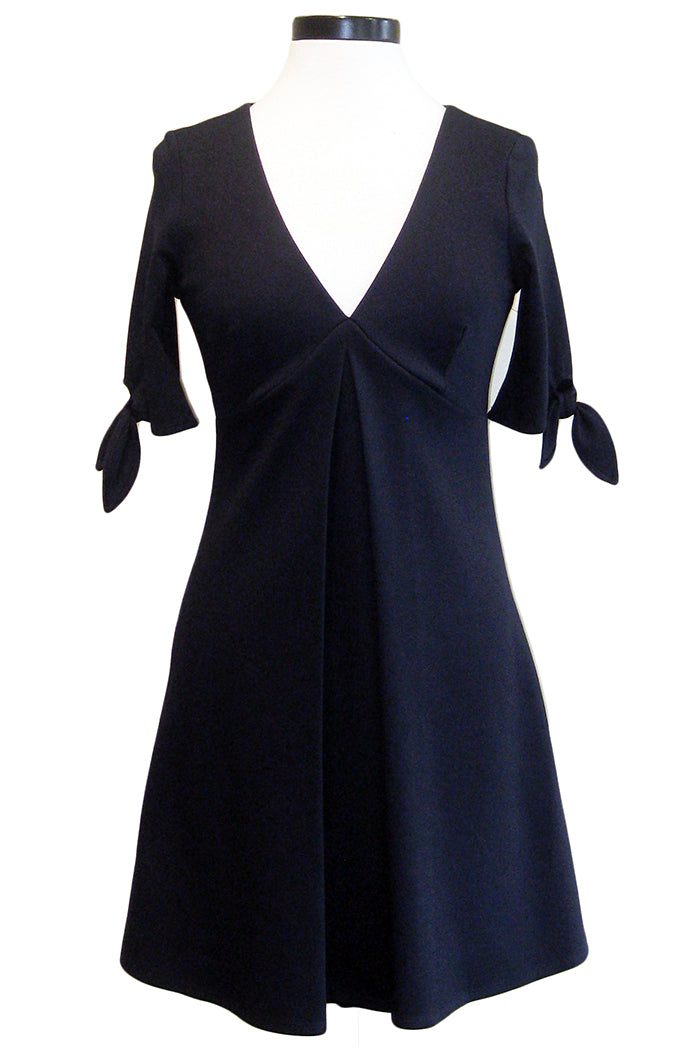 bailey44 quarterdeck dress midnight blue