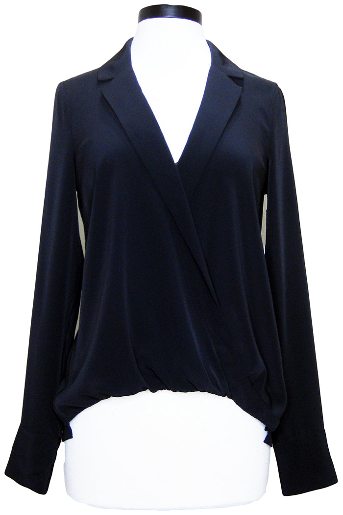 bailey44 sloane top black