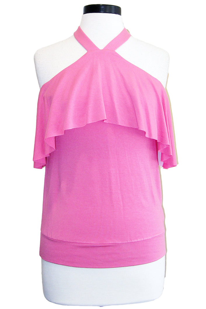 bailey44 strawberry sky top pink