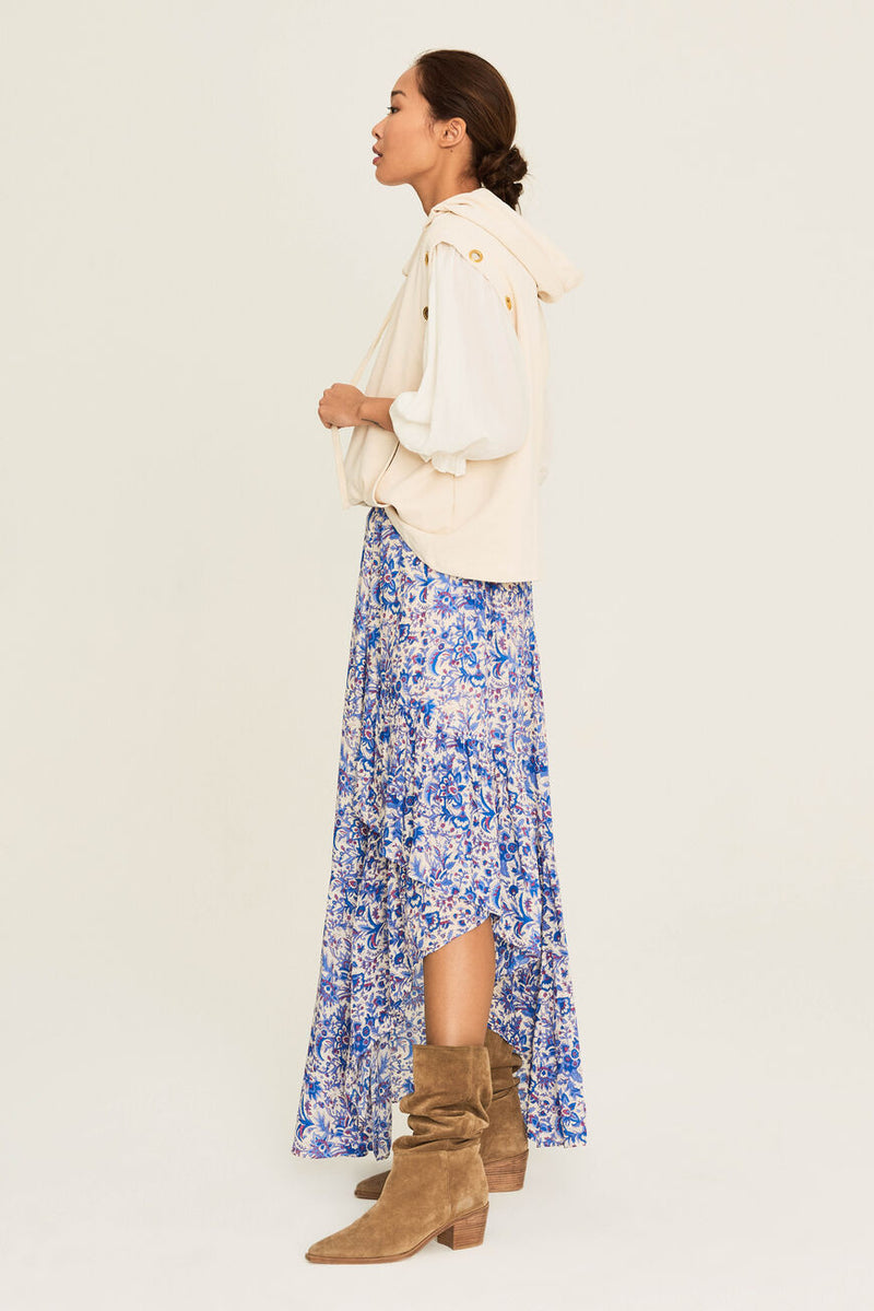 ba&sh billie skirt