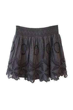bell cece skirt black