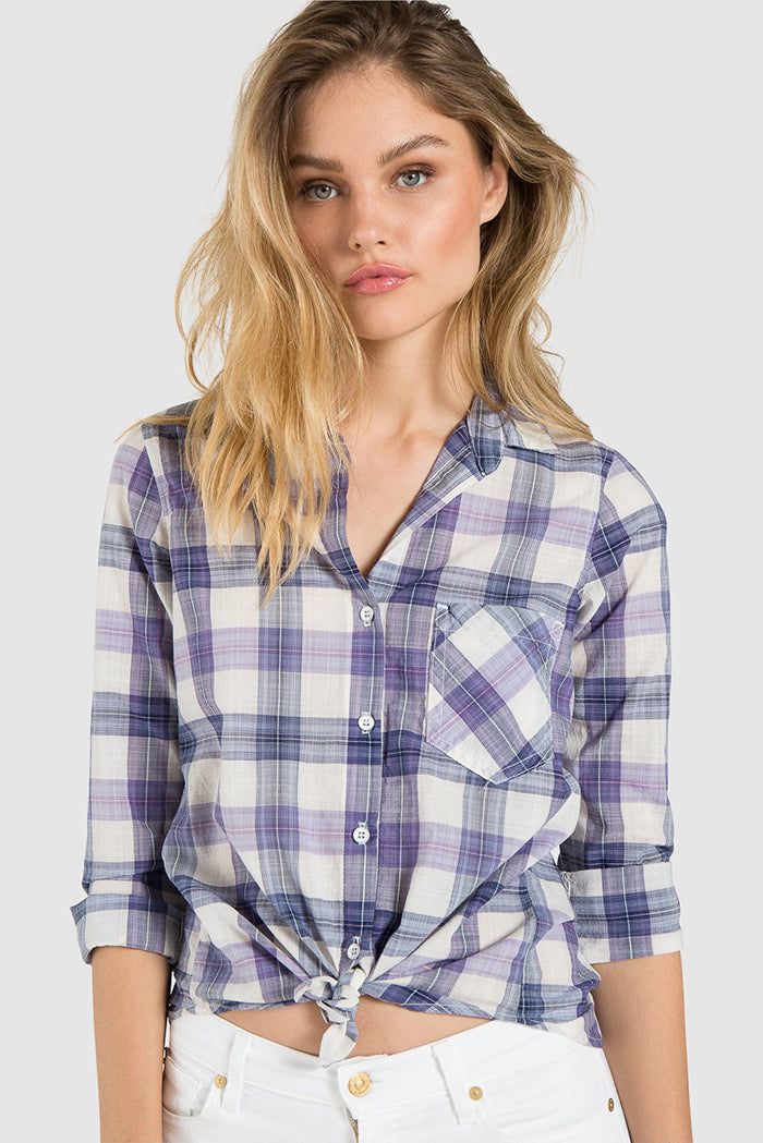 bella dahl pocket button down