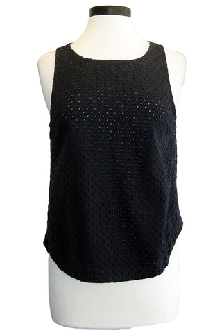 bella dahl side button tank
