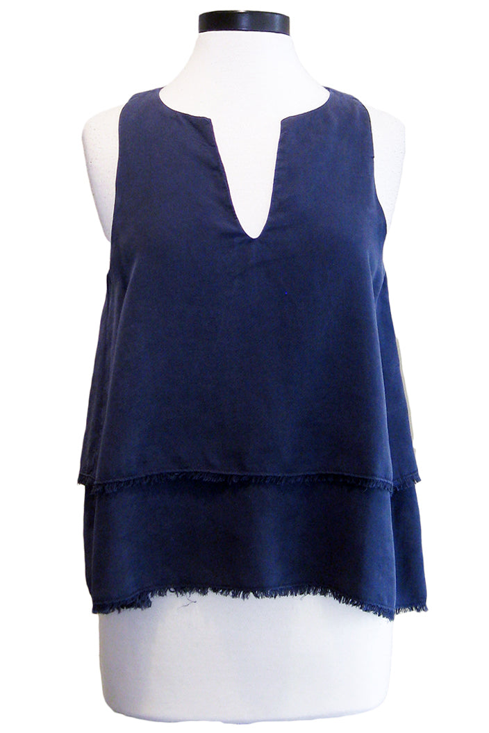 bella dahl tiered swing tank nocturne