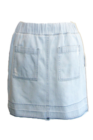 bella dahl welt pocket skirt