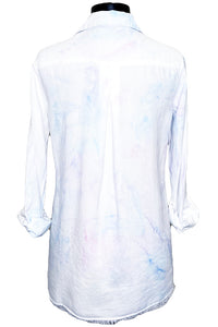 bella dahl color spray button down