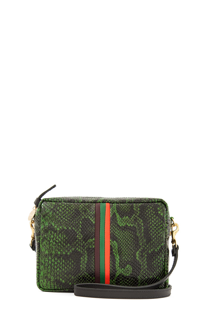 clare v. midi sac fern snake with stripes