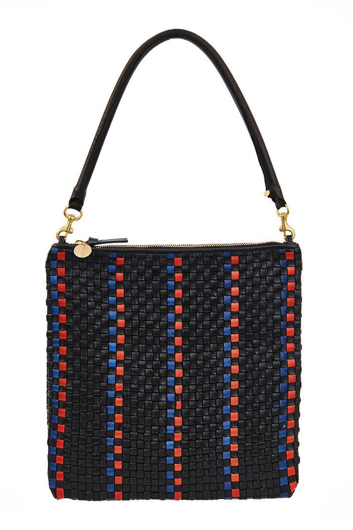 clare v. tubular shoulder strap